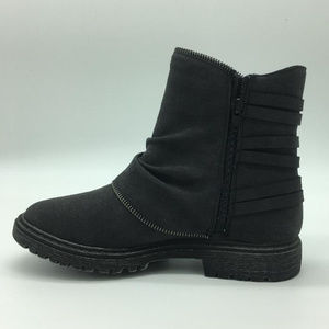 82a3672f793d Very G Shoes - Black Bruiser Bootie